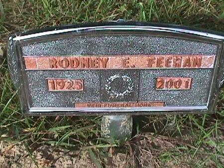 FEEHAN, RODNEY E - Henry County, Iowa | RODNEY E FEEHAN