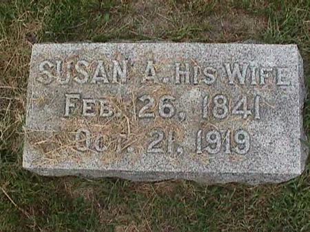 FLEAGLE, SUSAN A - Henry County, Iowa | SUSAN A FLEAGLE