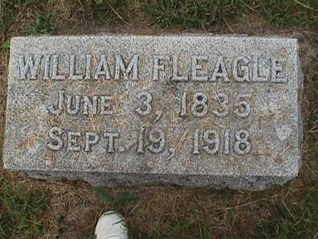 FLEAGLE, WILLIAM - Henry County, Iowa | WILLIAM FLEAGLE