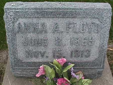 FLOYD, ANNA - Henry County, Iowa | ANNA FLOYD