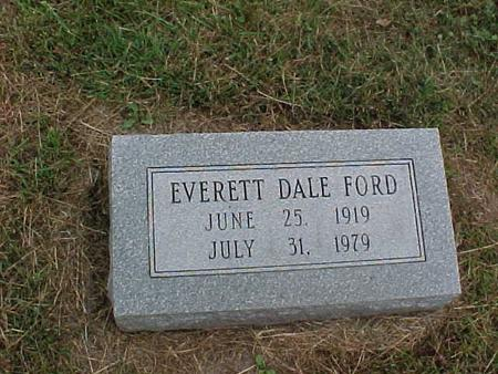 FORD, EVERETT DALE - Henry County, Iowa | EVERETT DALE FORD