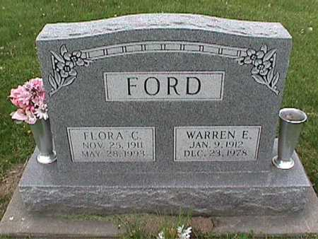 FORD, FLORA - Henry County, Iowa | FLORA FORD