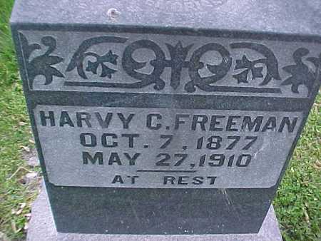 FREEMAN, HARVY C. - Henry County, Iowa | HARVY C. FREEMAN