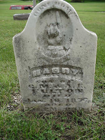 FULTON, HARRY - Henry County, Iowa | HARRY FULTON