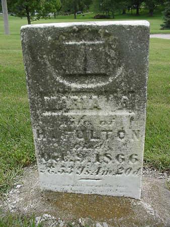 FULTON, MARIA A. - Henry County, Iowa | MARIA A. FULTON