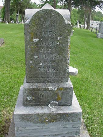 GALLIHER, JAMES C. - Henry County, Iowa   JAMES C. GALLIHER