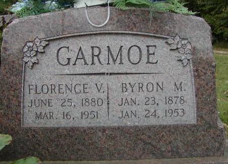 GARMOE, BYRON M & FLORENCE V - Henry County, Iowa | BYRON M & FLORENCE V GARMOE