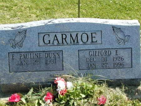 DUNN GARMOE, E. PAULINE - Henry County, Iowa | E. PAULINE DUNN GARMOE