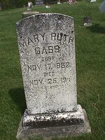 GASS, MARY RUTH - Henry County, Iowa | MARY RUTH GASS