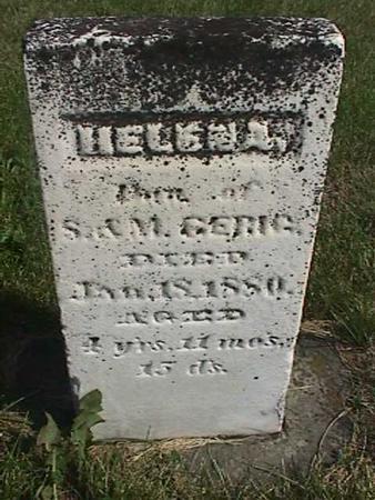 GERIG, HELEN - Henry County, Iowa | HELEN GERIG