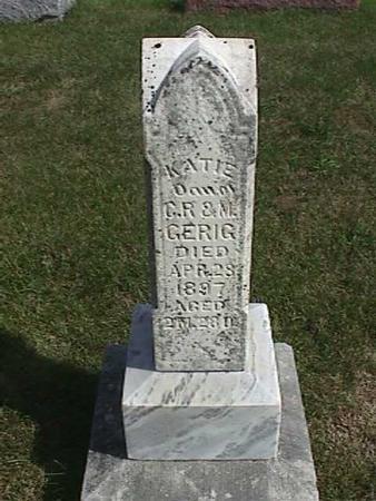 GERIG, KATIE - Henry County, Iowa | KATIE GERIG
