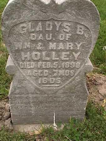 HOLLEY, GLADYS - Henry County, Iowa | GLADYS HOLLEY