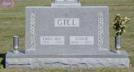 GILL, EMMA MAE - Henry County, Iowa | EMMA MAE GILL