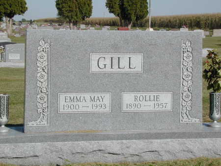 GILL, ROLLIE - Henry County, Iowa | ROLLIE GILL