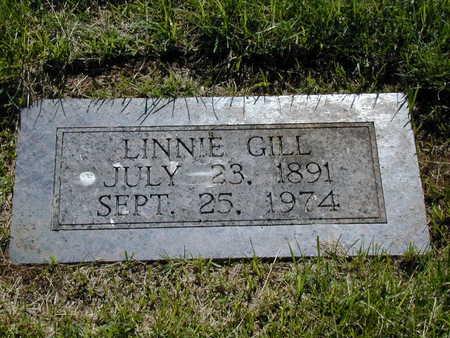 GILL, LINNIE - Henry County, Iowa | LINNIE GILL