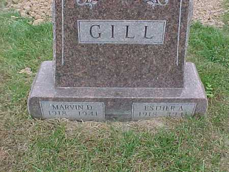 GILL, MARVIN - Henry County, Iowa | MARVIN GILL