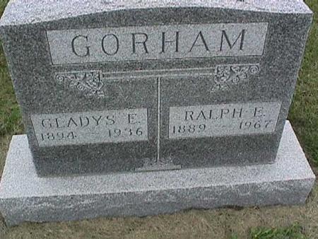 GORHAM, RALPH - Henry County, Iowa | RALPH GORHAM