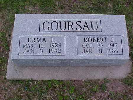 GOURSAU, ERMA - Henry County, Iowa | ERMA GOURSAU
