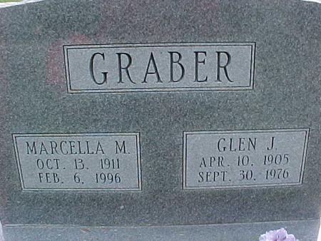 GRABER, GLEN J - Henry County, Iowa | GLEN J GRABER