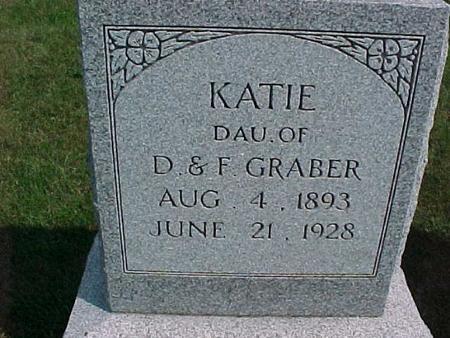 GRABER, KATIE - Henry County, Iowa | KATIE GRABER