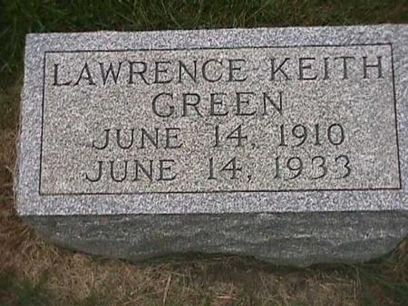 GREEN, LAWRENCE - Henry County, Iowa | LAWRENCE GREEN