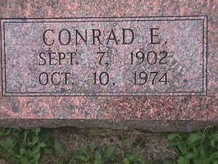 HANZE, CONRAD - Henry County, Iowa | CONRAD HANZE