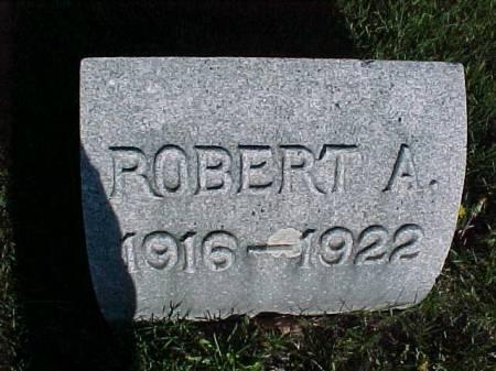 HARLAN, ROBERT A. - Henry County, Iowa   ROBERT A. HARLAN