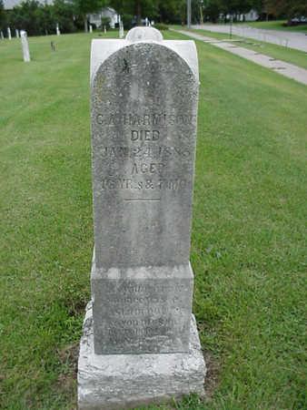 HARMISON, C. A. - Henry County, Iowa | C. A. HARMISON