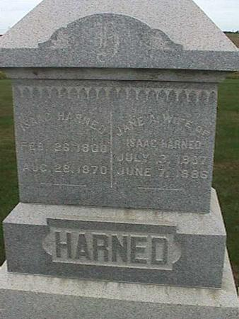 HARNED, ISAAC - Henry County, Iowa | ISAAC HARNED