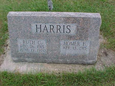 HARRIS, RUTH - Henry County, Iowa | RUTH HARRIS