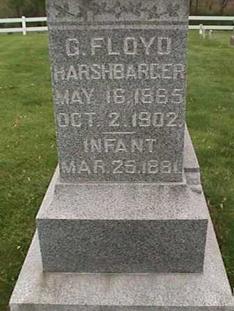 HARSHBARGER, C. FLOYD - Henry County, Iowa | C. FLOYD HARSHBARGER