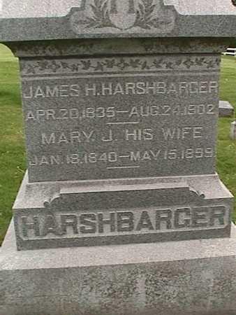 HARSHBARGER, MARY - Henry County, Iowa | MARY HARSHBARGER
