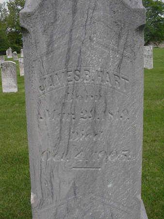HART, JAMES B. - Henry County, Iowa | JAMES B. HART