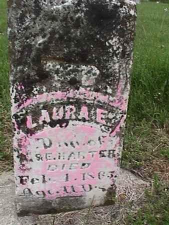 HARTER, LAURA E. - Henry County, Iowa | LAURA E. HARTER