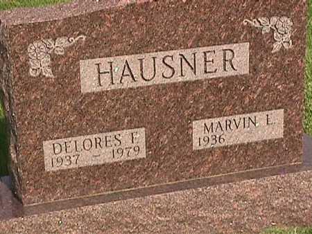 HAUSNER, MARVIN - Henry County, Iowa   MARVIN HAUSNER