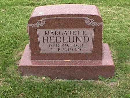 HEDLUND, MARGARET - Henry County, Iowa | MARGARET HEDLUND