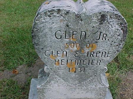 HEITMEIER, GLEN JR. - Henry County, Iowa | GLEN JR. HEITMEIER
