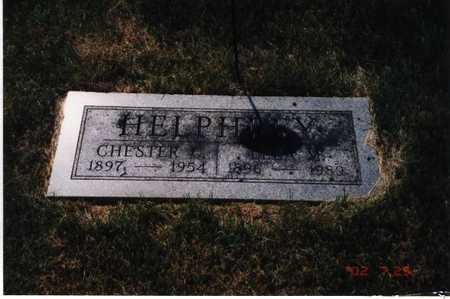 HELPHREY, CHESTER C. - Henry County, Iowa | CHESTER C. HELPHREY