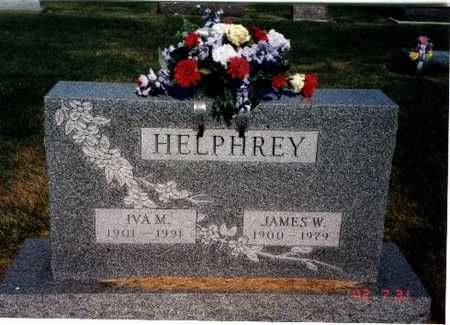 HELPHREY, JAMES W. - Henry County, Iowa | JAMES W. HELPHREY