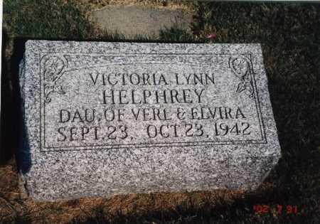 HELPHREY, VICTORIA LYNN - Henry County, Iowa | VICTORIA LYNN HELPHREY