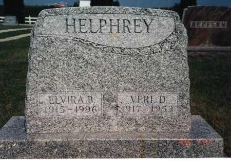 HELPHREY, VERL DEWITT - Henry County, Iowa | VERL DEWITT HELPHREY