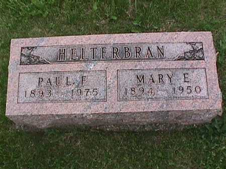 HELTERBRAN, MARY - Henry County, Iowa | MARY HELTERBRAN