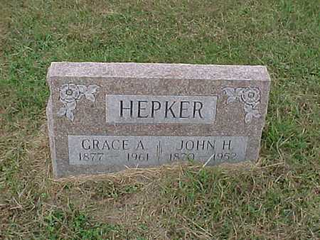 HEPKER, GRACE - Henry County, Iowa | GRACE HEPKER