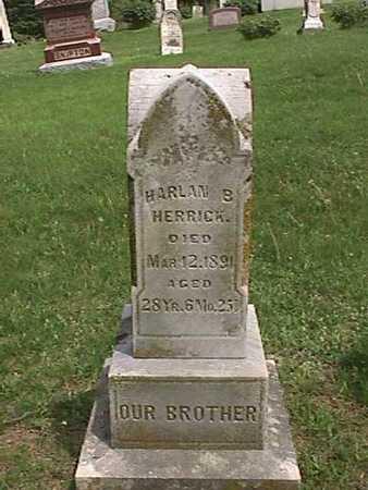 HERRICK, HARLAN B - Henry County, Iowa | HARLAN B HERRICK