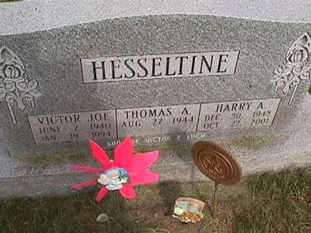 HESSELTINE, THOMAS - Henry County, Iowa | THOMAS HESSELTINE