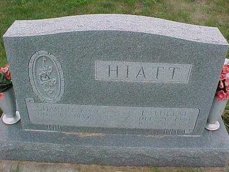 HIATT, E. EUGENE - Henry County, Iowa | E. EUGENE HIATT
