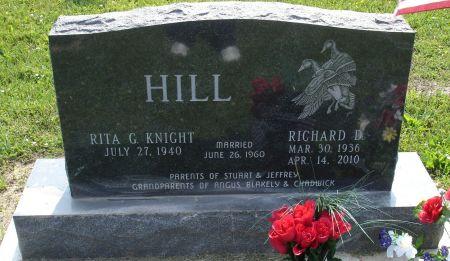 HILL, RITA G. - Henry County, Iowa | RITA G. HILL
