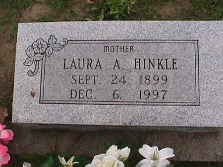 HINKLE, LAURA A. - Henry County, Iowa | LAURA A. HINKLE