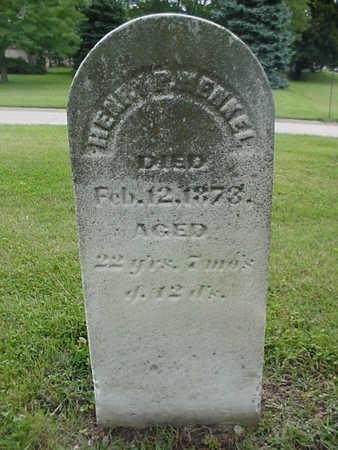HNEKEL, HENRY P. - Henry County, Iowa | HENRY P. HNEKEL
