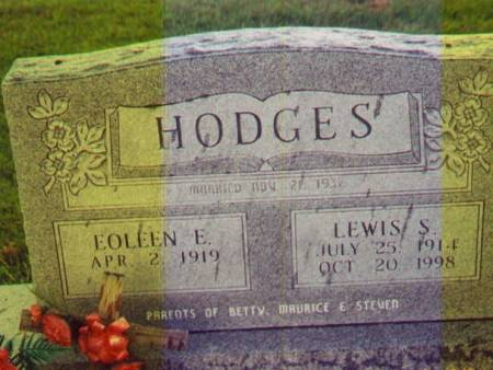 HODGES, EOLEEN - Henry County, Iowa | EOLEEN HODGES